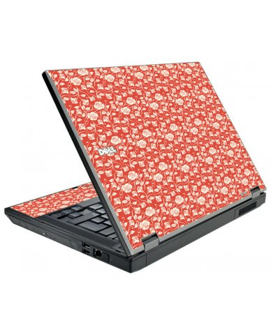 Pink Roses Dell E5500 Laptop Skin