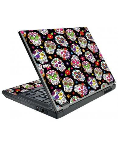 Sugar Skulls Dell E5500 Laptop Skin
