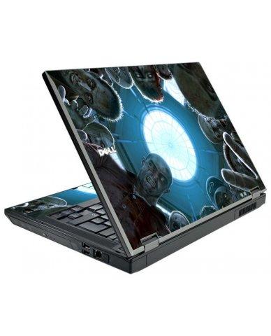 Zombie Horde Dell E5500 Laptop Skin