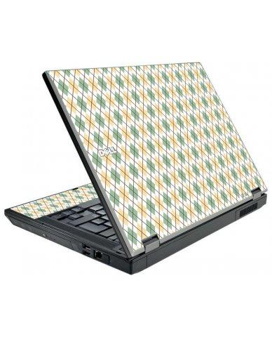 Argyle Dell E5510 Laptop Skin