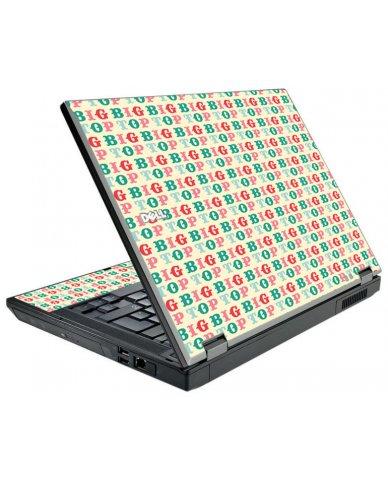 Big Top Dell E5510 Laptop Skin