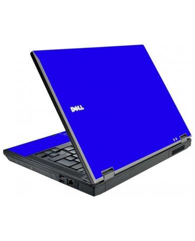 Blue Dell E5510 Laptop Skin