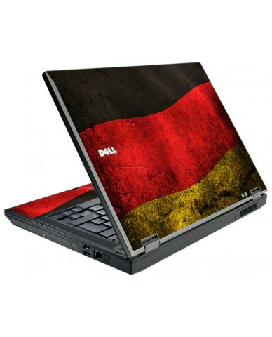 German Flag Dell E5510 Laptop Skin