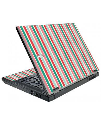 Gum Stripes Dell E5510 Laptop Skin