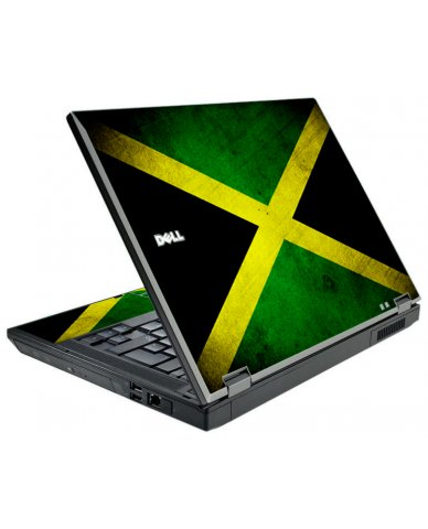 Jamaican Flag Dell E5510 Laptop Skin