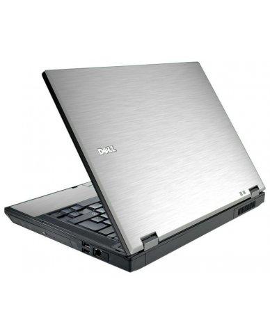 Mts#1 Textured Aluminum Dell E5510 Laptop Skin