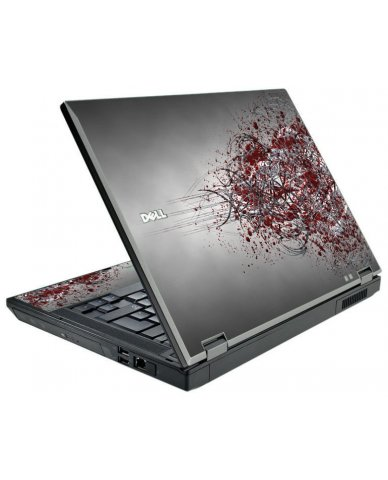 Tribal Grunge Dell E5510 Laptop Skin