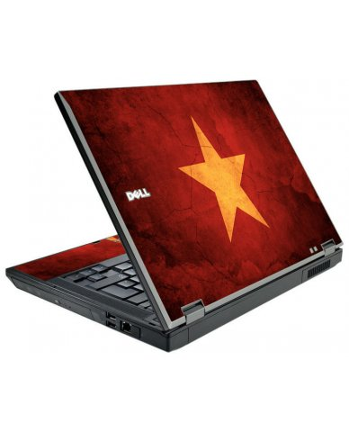 Vietnam Flag Dell E5510 Laptop Skin