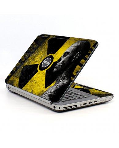 Biohazard Zombie Dell E5520 Laptop Skin
