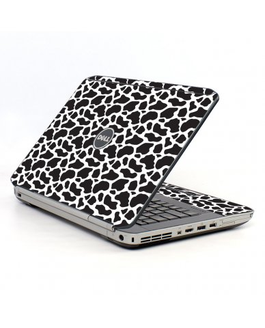Black Giraffe Dell E5520 Laptop Skin