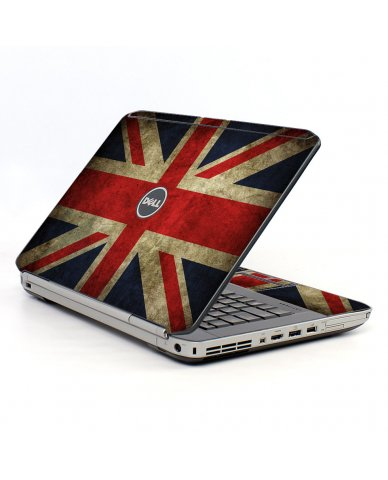 British Flag Dell E5520 Laptop Skin