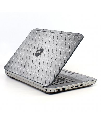 Diamond Plate Dell E5520 Laptop Skin