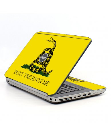 Dont Tread On Me Dell E5520 Laptop Skin