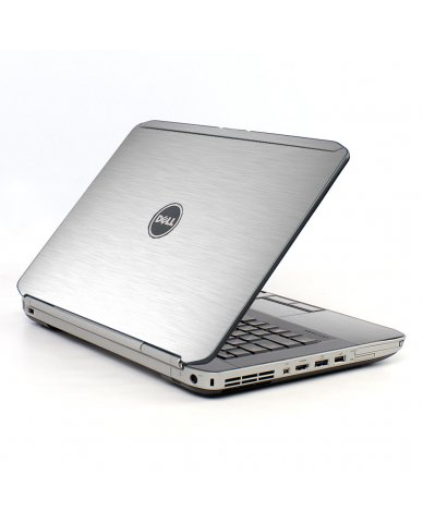 Mts #1 Textured Aluminum Dell E5520 Laptop Skin
