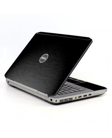Mts Black Dell E5520 Laptop Skin