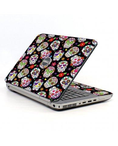 Sugar Skulls Dell E5520 Laptop Skin