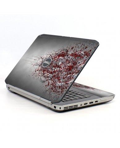 Tribal Grunge Dell E5520 Laptop Skin