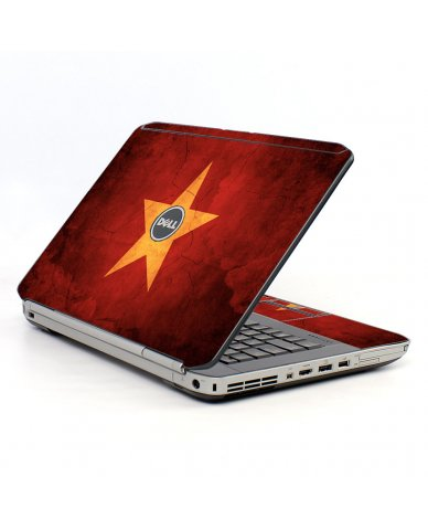 Vietnam Flag Dell E5520 Laptop Skin