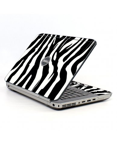 Zebra Dell E5520 Laptop Skin