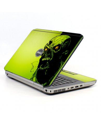 Zombie Face Dell E5520 Laptop Skin