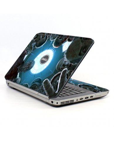 Zombie Horde Dell E5520 Laptop Skin