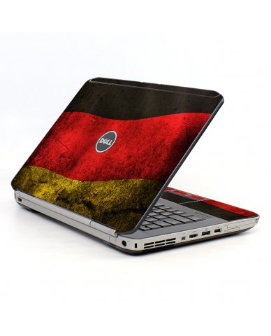 German Flag Dell E5530 Laptop Skin