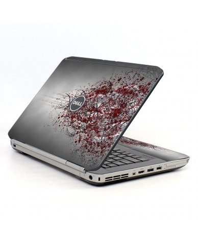 Tribal Grunge Dell E5530 Laptop Skin