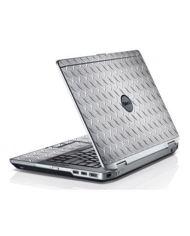 Diamond Plate Dell E6220 Laptop Skin