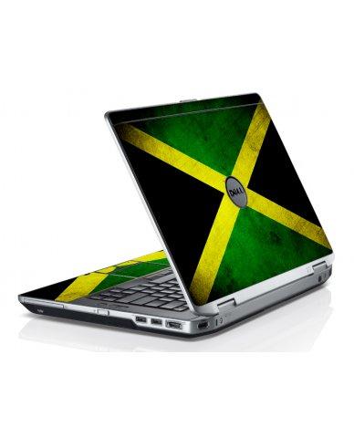 Jamaican Flag Dell E6220 Laptop Skin
