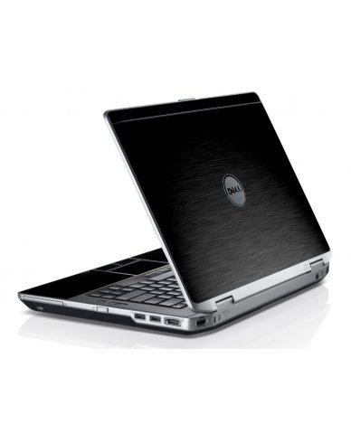Mts Black Dell E6220 Laptop Skin