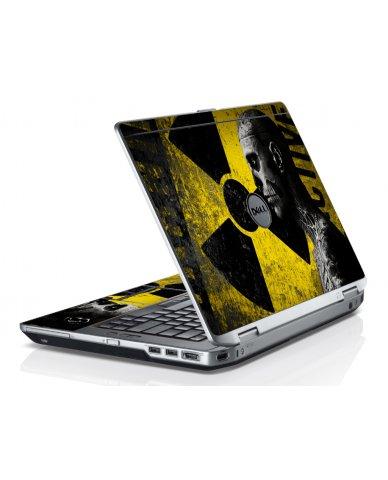 Biohazard Zombie Dell E6330 Laptop Skin