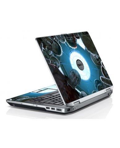 Zombie Horde Dell E6330 Laptop Skin