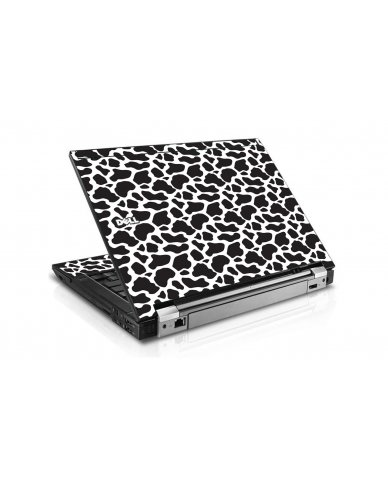 Black Giraffe Dell E6400 Laptop Skin