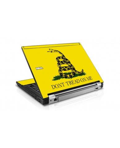 Dont Tread On Me Dell E6400 Laptop Skin