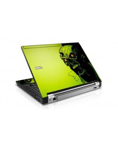 Zombie Face Dell E6400 Laptop Skin