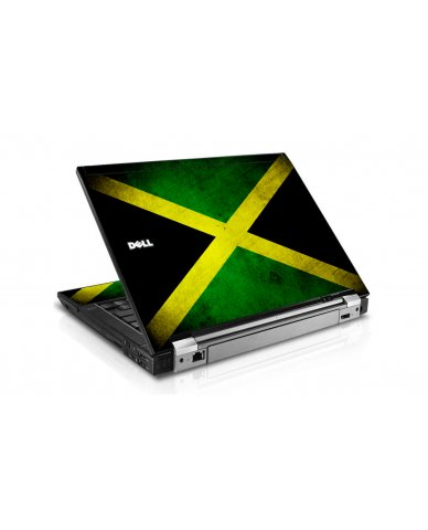 Jamaican Flag Dell E6410 Laptop Skin