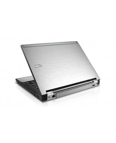 Mts#1 Textured Aluminum Dell E6410 Laptop Skin