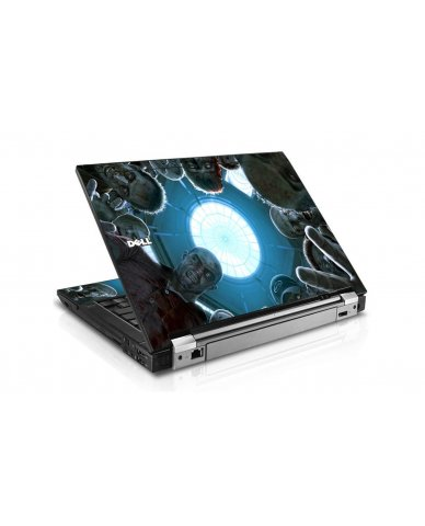 Zombie Horde Dell E6410 Laptop Skin
