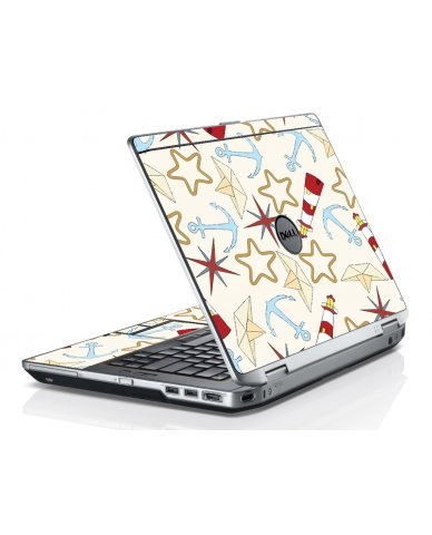 Nautical Lighthouse Dell E6420 Laptop Skin