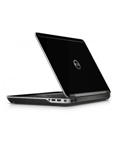 Black Dell E6440 Laptop Skin
