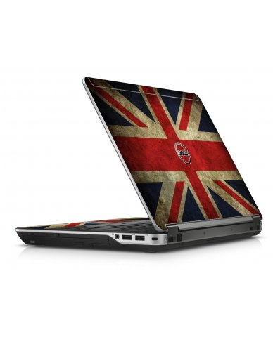 British Flag Dell E6440 Laptop Skin