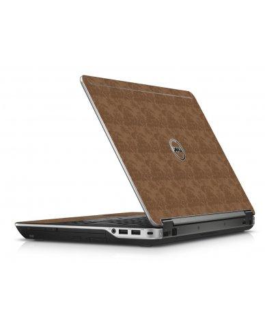 Dark Damask Dell E6440 Laptop Skin