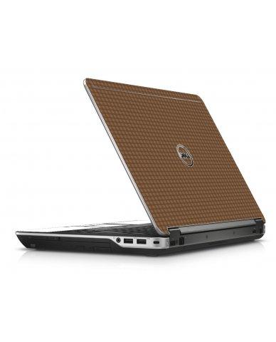 Dark Gingham Dell E6440 Laptop Skin
