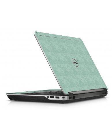 Dreamy Damask Dell E6440 Laptop Skin