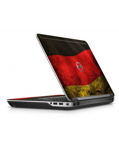 German Flag Dell E6440 Laptop Skin