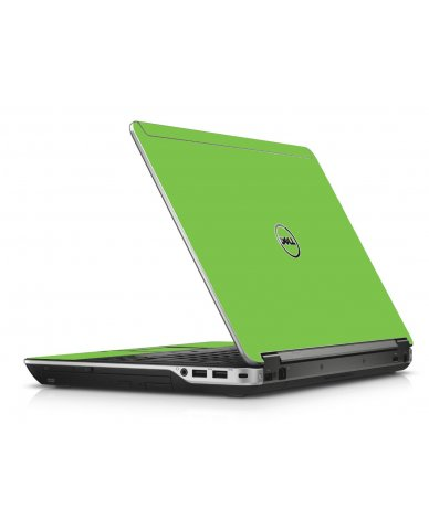 Green Dell E6440 Laptop Skin