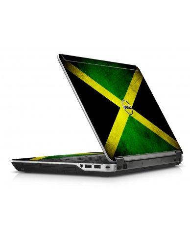 Jamaican Flag Dell E6440 Laptop Skin