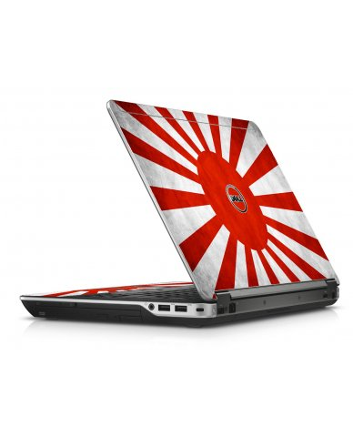 Japanese Flag Dell E6440 Laptop Skin