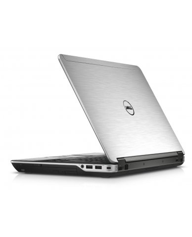Mts#1 Textured Aluminum Dell E6440 Laptop Skin