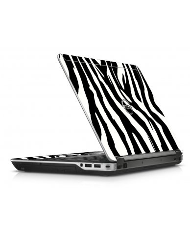 Zebra Dell E6440 Laptop Skin